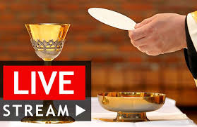 Live Streaming of Parish Masses