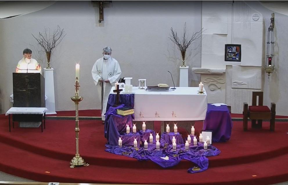November 2020 Remembrance Mass Patrickswell