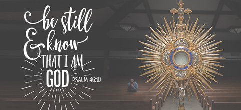 6th January 2021 Feast of the Epiphany – Eucharistic Adoration